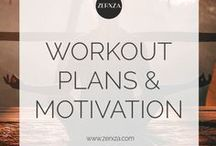 Workout and Fitness Plans / Motivation / Exercises / Workout motivation, fitness, workout inspiration, exercises and more!