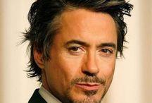 【Robert Downey Jr.】