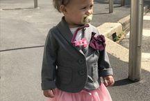 Moda Baby / #babyfashion #baby #clothes