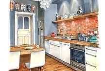 Kitchen & Кухня мечты