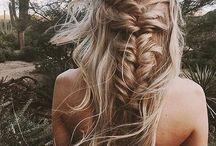 Прически / Hair&волосы