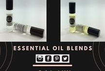 Essential Oil Blends / Essential Oil Blends