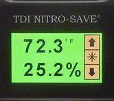 Nitro-Save® Humidity Control Monitor
