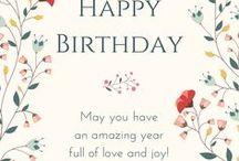 Boldog születésnapot / Boldog születésnapot, Boldog névnapot, Boldog Új Évet