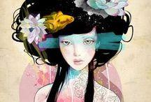 kínai, japán motívumok / kínai, japán motívumok, inspirációk, japán képek