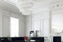 Spaces / Interior design - home & commercial