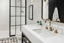 HOME || Bathroom Space / Bathroom finds from life and style blogger, House of Leo. || home | modern home | home trends | ||