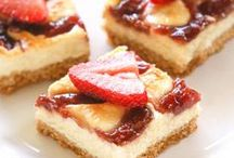 RECIPES || Easy Desserts / Easy Desserts and recipe ideas from life and style blogger, House of Leo. || food | easy recipes | meal plans | ||