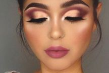 BEAUTY || Makeup / Makeup ideas and tutorials from life and style blogger, House of Leo. || beauty | beauty tutorials | makeup looks | ||