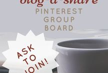 Blog-a-Share Group Board / A place to share your blog posts of any genre! Please re-pin 1 pin for every pin posted!  DO NOT POST THE SAME THING BACK TO BACK! THE PINS WILL BE DELETED & YOU WILL BE REMOVED FROM THE BOARD!   To join just follow the board and comment on the BLOG-A-SHARE cover photo!   #blogging #chronicillness #selfcare #parenting #lifestyle #food #hacks #health #mentalhealth #christian #faith #marriage #beauty