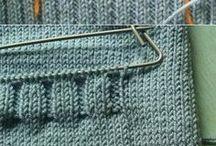 Вязание. Техника вязания