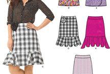 Couture jupes pantalons shorts