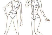 Figure templates