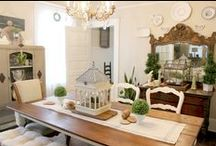 Dining Room / by Magazine Your Home