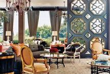Luxury Home Interiors | DESIGN / Gorgeous interiors that show off the very heart and soul of a home.