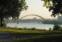 That's where I come from, Where I'll be when its said and done / Home Sweet Home Bellevue Kentucky. A city of about 6000, Bellevue, Kentucky, sits on the banks of the Ohio River opposite Cincinnati and is known for its historic charm and friendly people.  Bellevue has amazing Parks, quaint little shops, amazing cafes and little mom and pop shops, Bellevue always has events going on to support our community. We are a 5 minute cab ride from Downtown Cincinnati! Bellevue is a Mayberry type town with Charm for days! / by Stephanie Felty