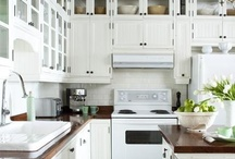 Kitchen obsession / The heart of the home, and by heart, I mean stomach.  / by Jarel Anderson