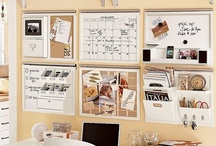 organize and save space / by buttercup's sister