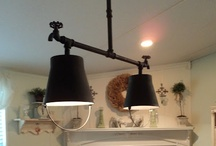 "Lamps & Lights / And God said, ""Let there be light!"" / by Magazine Your Home"