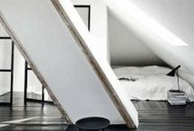 ATTIC / Decor and solutions for attic spaces