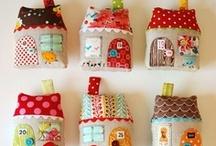 Sewn Crafts / by Cecilia Martin