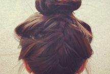 hair / by Stephanie O'Connor