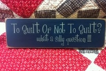 Sewing & Quilting Quotes