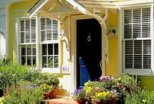 Yellow Cottage / by Ashley Otani