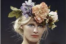 Wedding Crowns, Fascinators & Veils / by Rev Annie Lawrence