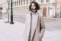 Coats / stunning coats.. I can't get enough of them! / by Patrizia Sophia
