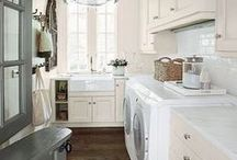 Laundry Rooms / by Jamie Lynn