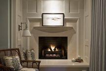 Fireplaces / by Elisabeth Meda