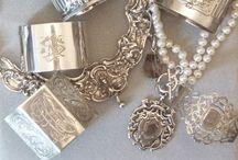 Stunning Silver / by Elisabeth Meda