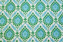 Patterns, Colours & Prints