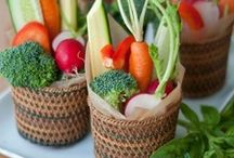 Food - Eat Your Veggies! / by Margaret Weddle
