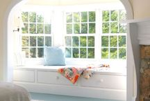 Window seats / by Stephanie O'Connor