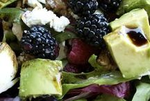 Food - salads & smoothies