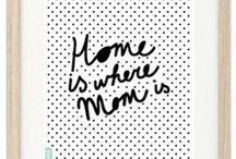 ♥ Dia das Mães ♥ / Ideias para presentear as mamães! / by {Joias do Lar}