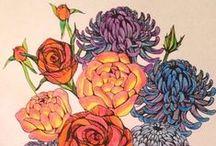 Fleurs / Retrouvez les plus beaux spécimens que comptent la flore de notre planète...