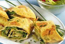 Vegetarische Rezepte / Hier findet ihr tolle vegetarische Rezepte - egal ob vegetarisch backen, kochen oder grillen.