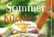 Sommer Bücher / Hier findet ihr viele tolle Sommer-Bücher. Von sommerlichen Rezepten, über Gartentipps bis hin zu Dekoideen.