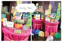Willy Wonka Chocolate Factory / Willy Wonka them event