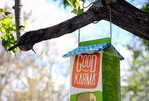 Upcycling Good Karma