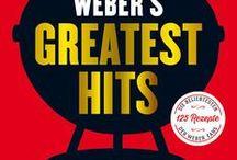 """Weber Bücher / Von der klassischen """"Grillbibel"""", über """"Weber's Smoken"""" bis hin zu """"Weber's Veggie Grillen"""" - hier ist für jeden Geschmack etwas dabei."""