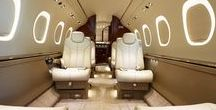 Luxury Aviation / Private Aviation / Business Class / First Class / Private Jets: Air travelling is fun :)