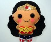 wonder women kawaii