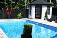 Piscines creusées / Le rêve de tout propriétaire: Une splendide piscine creusée, pour amuser vos enfants, profiter des canicules et inviter vos amis. Ce rêve peut être réalité grâce à Piscine Val-Morin. Contactez-nous!