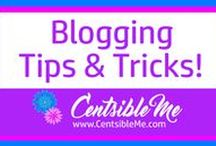 Blogging Tips & Tricks / Loads of Blogging tips, tricks, and resources to be found here! This board may contain pins with affiliate links.