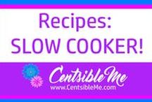 Recipes: Slow Cooker / Slow cooker recipes that don't suck! Check out some wonderful and delicious recipes here. This board may contain pins with affiliate links.