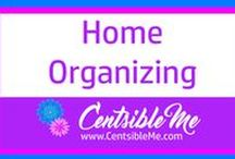 Home Organizing / Home organizing is big business these days, but there are tons of things you can do cheaply or even for free to help better organize your home. Check it out here. This board may contain pins with affiliate links.